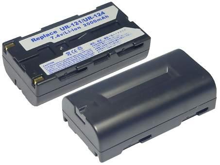Replacement for SANYO UR-121 Digital Camera Battery(Li-ion 2000mAh)