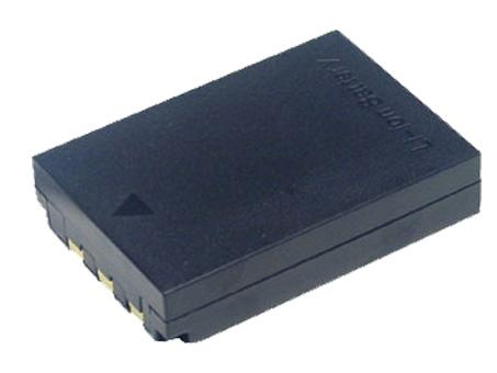 Replacement for OLYMPUS LI-10B Digital Camera Battery(Li-ion 1090mAh)