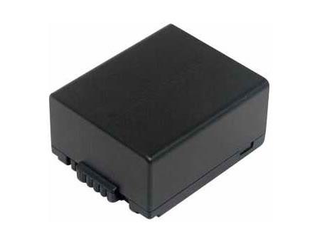 Replacement for PANASONIC DMW-BLB13E Digital Camera Battery(Li-ion 1250mAh)