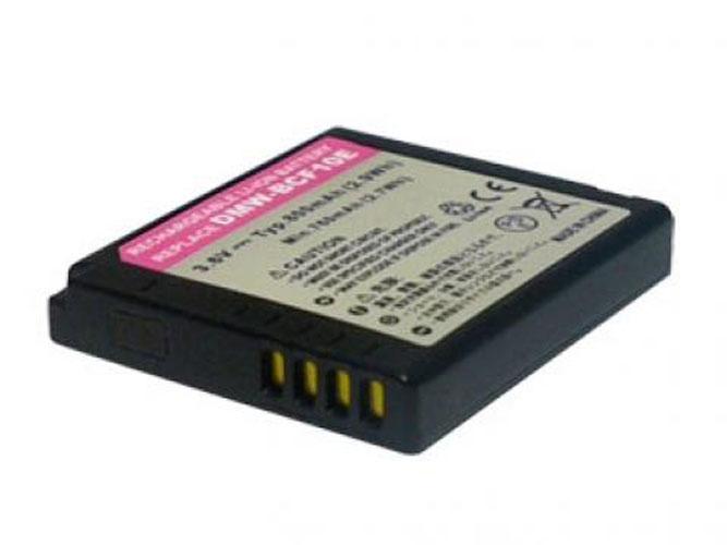 Replacement for PANASONIC Lumix DMC-FS12, DMC-FS15, DMC-FS25, DMC-FS4, DMC-FS42, DMC-FS6, DMC-FS62, DMC-FS7, DMC-FS9, DMC-FT1, DMC-FX40, DMC-FX48, DMC-FX500, DMC-FX550, DMC-FX580, DMC-TS1, PANASONIC Lumix DMC-FX60, Lumix DMC-FX65, Lumix DMC-FX700 Series D
