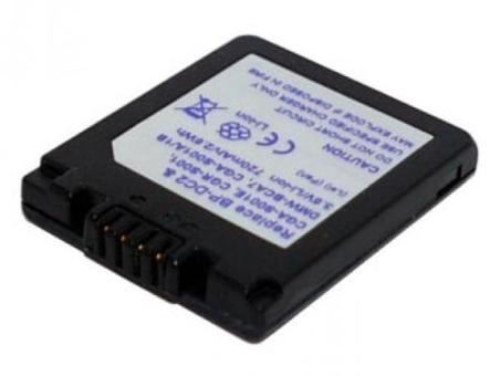 Replacement for LEICA BP-DC2 Digital Camera Battery(Li-ion 720mAh)