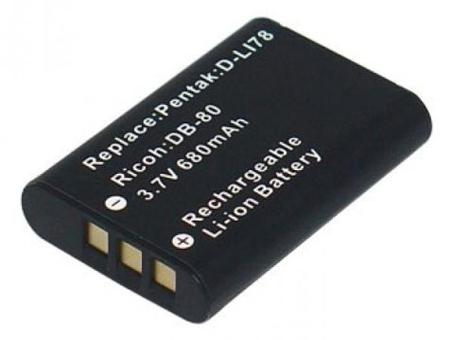 Replacement for NIKON EN-EL11 Digital Camera Battery(Li-ion 680mAh)
