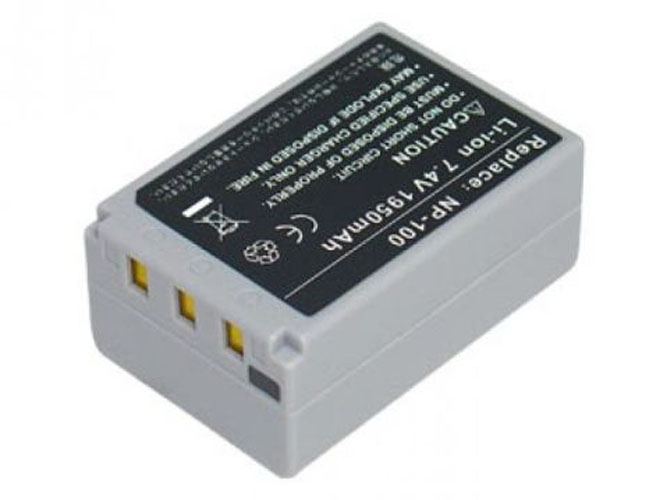 Replacement for CASIO Exilim Pro EX-F1 Digital Camera Battery
