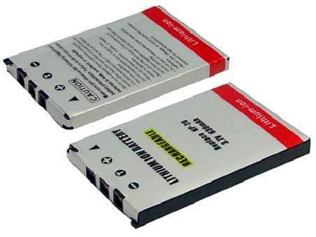 Replacement for CASIO Exilim EX-M2 Digital Camera Battery(Li-ion 630mAh)