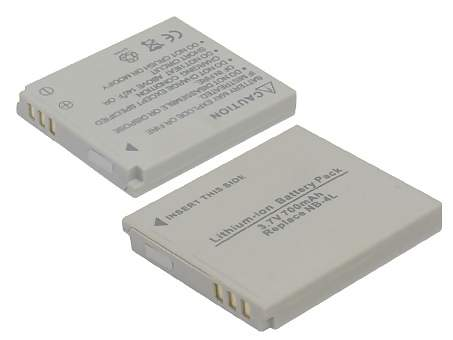 Replacement for CANON NB-4L Digital Camera Battery(Li-ion 700mAh)