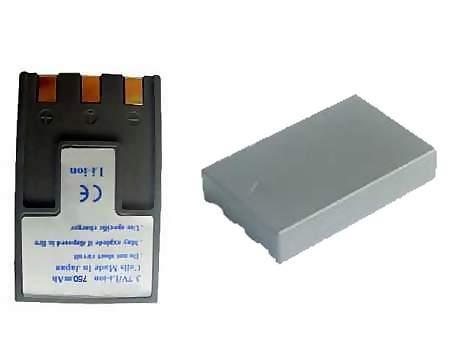 Replacement for CANON NB-1L Digital Camera Battery(Li-ion 1000mAh)