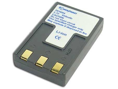 Replacement for CANON NB-1L Digital Camera Battery(Li-ion 850mAh)