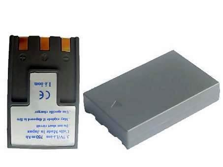 Replacement for CANON NB-1L Digital Camera Battery(Li-ion 900mAh)