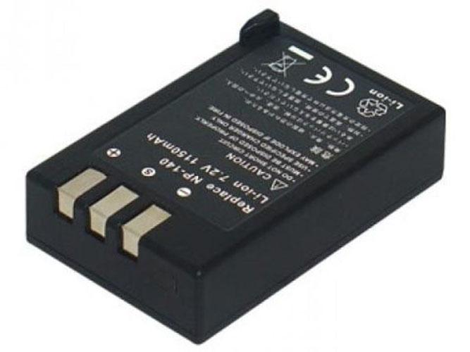 Replacement for FUJIFILM FinePix S100FS, Finepix S200EXR, FinePix S200FS, FinePix S205EXR Digital Camera Battery