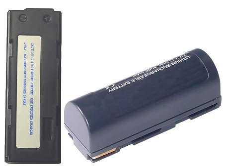 Replacement for FUJIFILM NP-80 Digital Camera Battery(Li-ion 1300mAh)