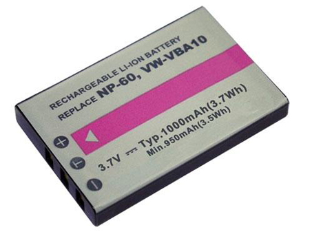 Replacement for PANASONIC SV-AV100 Digital Camera Battery(Li-ion 1000mAh)