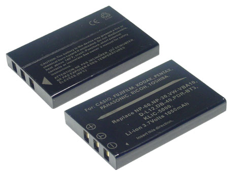 Replacement for PANASONIC SV-AV100 Digital Camera Battery(Li-ion 1050mAh)