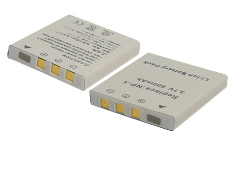 Replacement for SAMSUNG Digimax L50 Digital Camera Battery(Li-ion 800mAh)