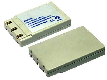 Replacement for KONICA DR-LB4 Digital Camera Battery(Li-ion 850mAh)