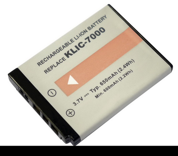 Replacement for KODAK EasyShare LS755, LS755 Zoom, EasyShare M590, Slice Digital Camera Battery