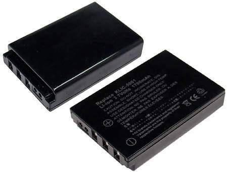 Replacement for KODAK KLIC-5001 Digital Camera Battery(Li-ion 1700mAh)