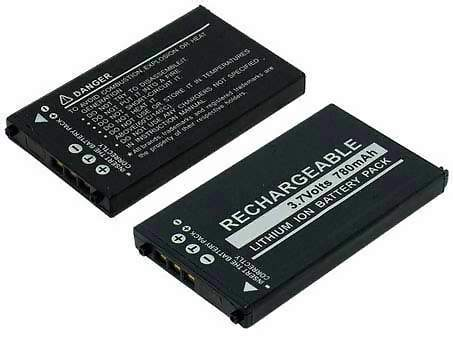 Replacement for KYOCERA BP-780S Digital Camera Battery(Li-ion 780mAh)