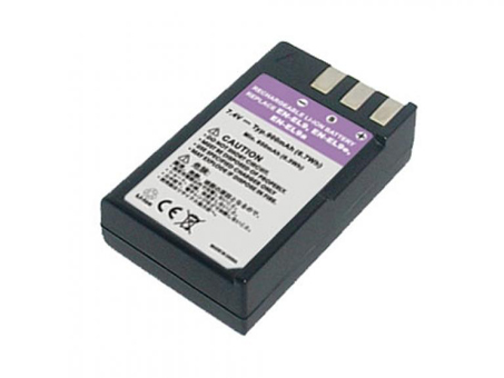 Replacement for NIKON EN-EL9 Digital Camera Battery(Li-ion 900mAh)
