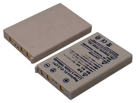 Replacement for NIKON CP1 Digital Camera Battery(Li-ion 1000mAh)