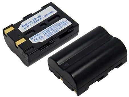 Replacement for MINOLTA NP-400 Digital Camera Battery(Li-ion 1500mAh)