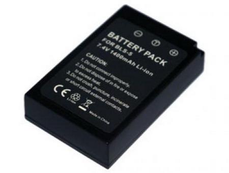 Replacement for OLYMPUS E-PL1s Digital Camera Battery(Li-ion 1150mAh)