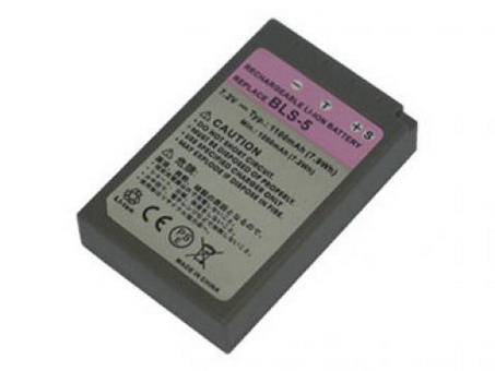 Replacement for OLYMPUS E-PL1s Digital Camera Battery(Li-ion 1100mAh)