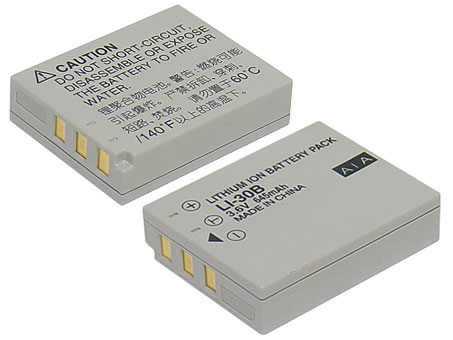 Replacement for OLYMPUS LI-30B Digital Camera Battery(Li-ion 645mAh)
