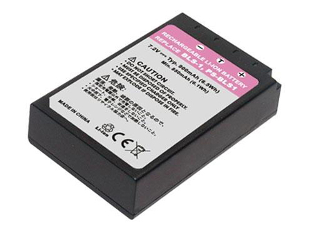 Replacement for OLYMPUS BLS-1 Digital Camera Battery(Li-ion 900mAh)