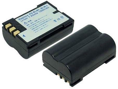 Replacement for OLYMPUS BLM-1 Digital Camera Battery(Li-ion 1500mAh)